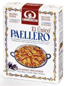 Paellero, Paella Spices