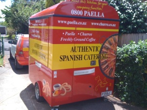 Portable Paella Kitchen