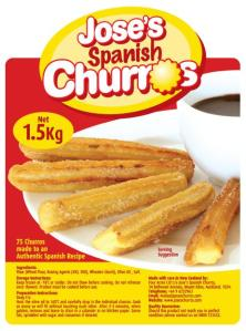 Spanish Churros