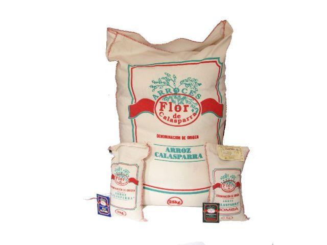 Calasparra Rice, Bomba Rice