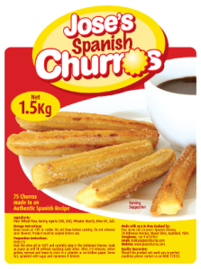 Churros, Spanish Churros, Joses Spanish Churros